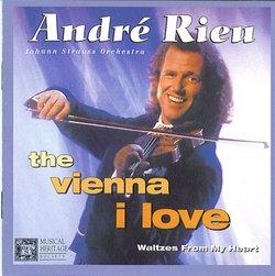 Andre Rieu: The Vienna I Love