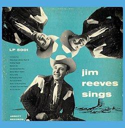 Jim Reeves sings