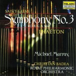"""Camille Saint-Saëns: Symphony No.3 """"Organ""""/Phaéton"""