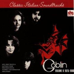 Goblin, Volume II 1975-1980: Hits, Rare Tracks & Outtakes From Profondo Rossa, Suspiria, Contamination & Others
