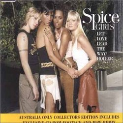 Let Love Lead The Way/Holler [Australian Exclusive CD]