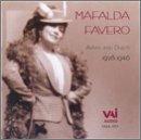 Mafalda Favero Arias and Duets 1928-1946