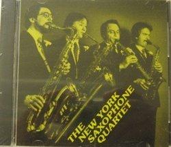 New York Saxophone Quartet