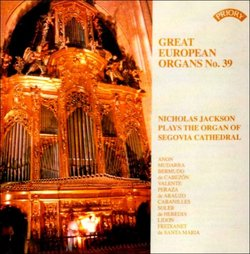 Great European Organs, No.39