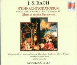 Weihnachtsoratorium : Christmas Oratorio / Oratorio de Noel