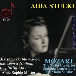 Mozart: The Violin Concertos; Sinfonia Concertante; Violin Sonatas [Box Set]