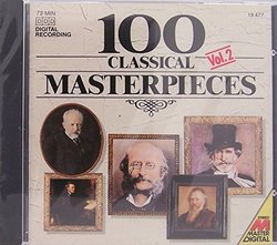 100 Classical Masterpieces - Volume 2