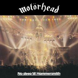 No Sleep Till Hammersmith (Mlps) (Shm)