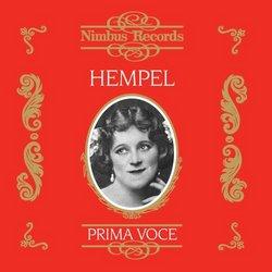 Hempel: Prima Voce