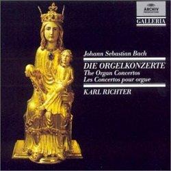 J.S. Bach: The Organ Concertos [Germany]