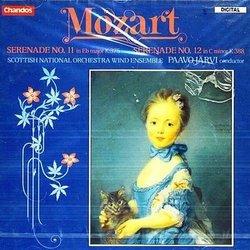 Mozart: Serenades 11 & 12