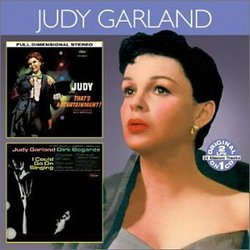 Judy That's Entertainment / I Could Go on Singing
