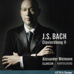 JS bach: Clavierübung 2