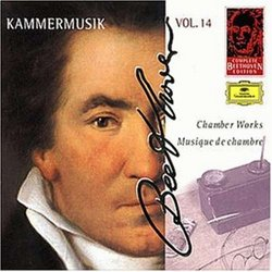 Complete Beethoven Edition, Vol. 14: Misc. Chamber Works