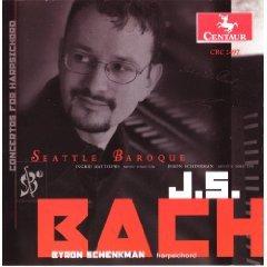 Bach: Concertos For Harpsichord (Seattle Baroque)