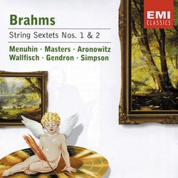 Brahms: Strings Sextets 1 & 2