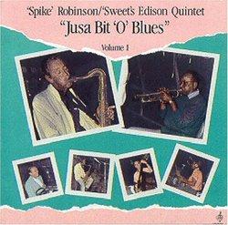 Jusa Bit O' Blues, Vol. 1