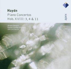 Haydn: Pno Ctos Nos 3 & 4 / 11
