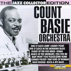 The Jazz Collector Edition - Count Basie Orchestra