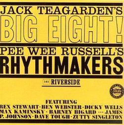 Jack Teagarden's Big Eight/Pee Wee Russell's Rhythmakers