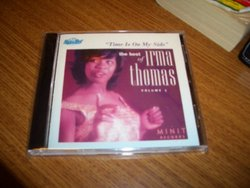Time Is on My Side: The Best of Irma Thomas, Vol. 1 (Imperial / Minit)