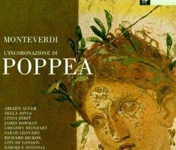 Monteverdi: L'incoronazione di Poppea / Hickox