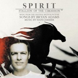 Spirit: Stallion of the Cimarron (Score)