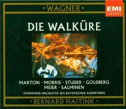 Wagner: Die Walküre / Haitink, Martón, Studer, Salminen
