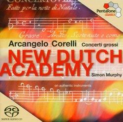 Corelli: Concerti grossi [Hybrid SACD]