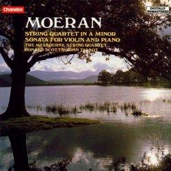 String Quartet in a / Violin Sonata in E