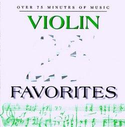 25 Violin Favorites
