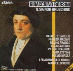 Rossini: Il Signor Bruschino (2 CDs) (Claves)