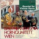 Das Philharmonia Hornquartett Wien