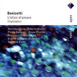 Donizetti: Lelisir Damore
