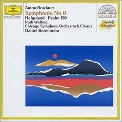 Bruckner: Symphony in D Minor, Hegoland, 150. Psalm