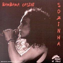 Casini, barbara Sozinha Mainstream Jazz