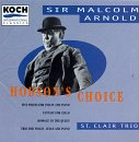 Arnold: Hobson's Choice/Five Pieces for Violin ...