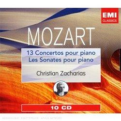 Mozart: 13 Concertos pour piano; Les Sonates pour piano [Box Set]