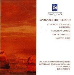 Margaret Sutherland: Concertos [Australia]