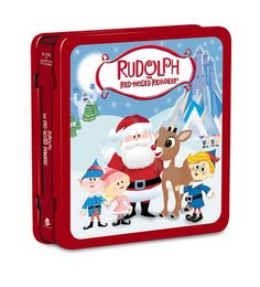 Rudolph the Red Nosed Reindeer (Spkg) (Tin)