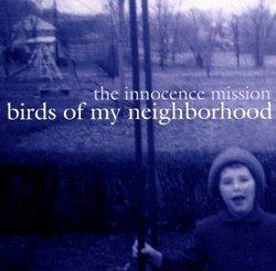 Birds of My Neighborhood