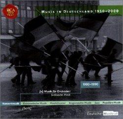 Musik in Deutschland 1950-2000