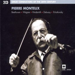 Great Conductors of the 20th Century: Pierre Monteux