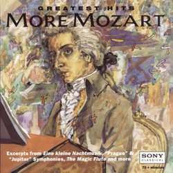 Greatest Hits: More Mozart