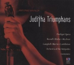 Antonio Vivaldi: Juditha Triumphans