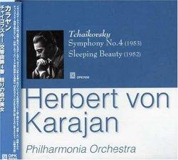 Tchaikovsky: Symphony No. 4; Sleeping Beauty