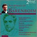 Portrait of Daniel Barenboim