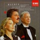 Wagner - Scenes and Duets from Tannhäuser, Lohengrin, Die Walküre / Varady, Seiffert; Fischer-Dieskau