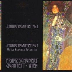 Korngold: String Quartet No. 1; Reznicek: String Quartet No. 1