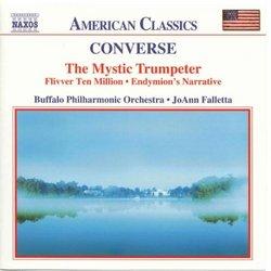 Converse: The Mystic Trumpeter; Flivver Ten Million; Endymion's Narrative